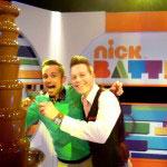 In 2012 waren we te gast bij de opnames van Nickelodeon in Hilversum. Onze mega XXL-chocoladefontein werd gebruikt voor de uitzending Nick Battle.